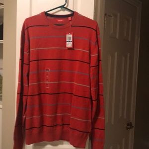 Men's Izod sweater XL